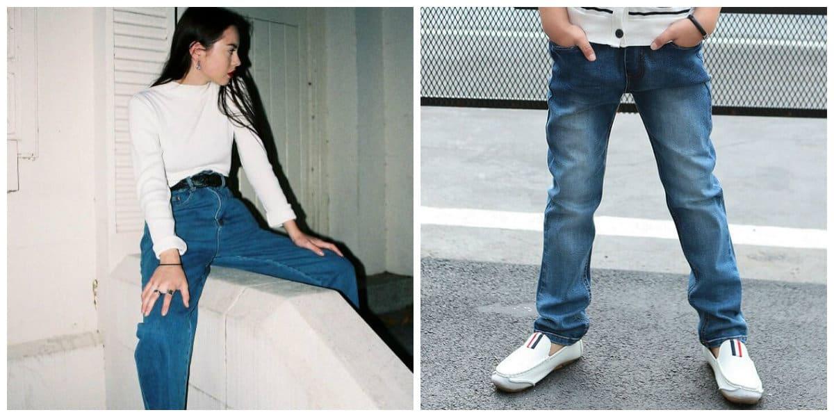 Moda para jovenes 2018- ninguan guardarropa sin jeans de moda