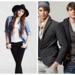 Moda para jovenes 2018- mejores y elegantes movimientos de moda