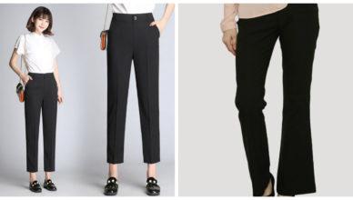 Pantalones de moda 2018- modelos en jaulas se ven muy elegantes