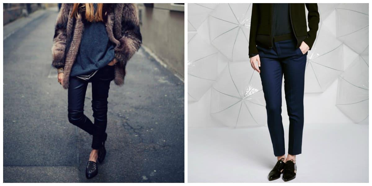 Pantalones de moda 2020- se puede hacer diferentes combinaciones con pantalones de moda
