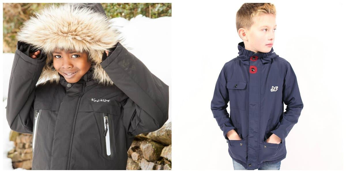 Ropa de chicos 2018- jacket Alaska que esta en tendencia