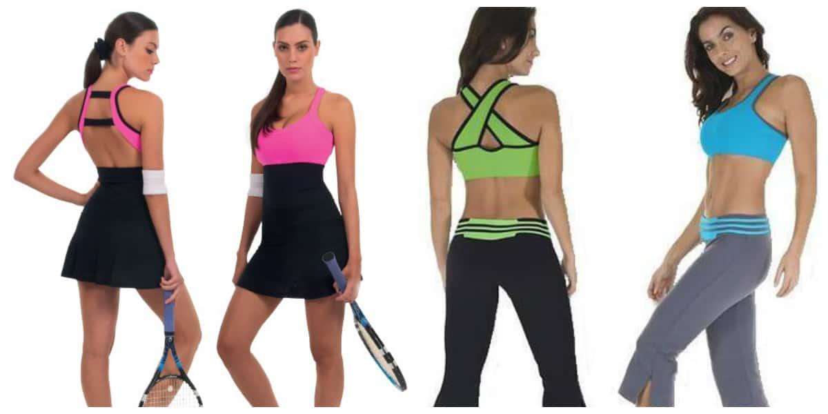 venta outlet original mejor calificado Reino Unido Ropa deportiva mujer 2020; tendencias para la ropa deportiva