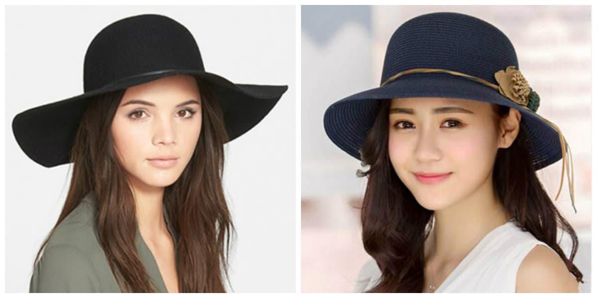 Ropa para chicas 2018- sombreros de moda para chicas