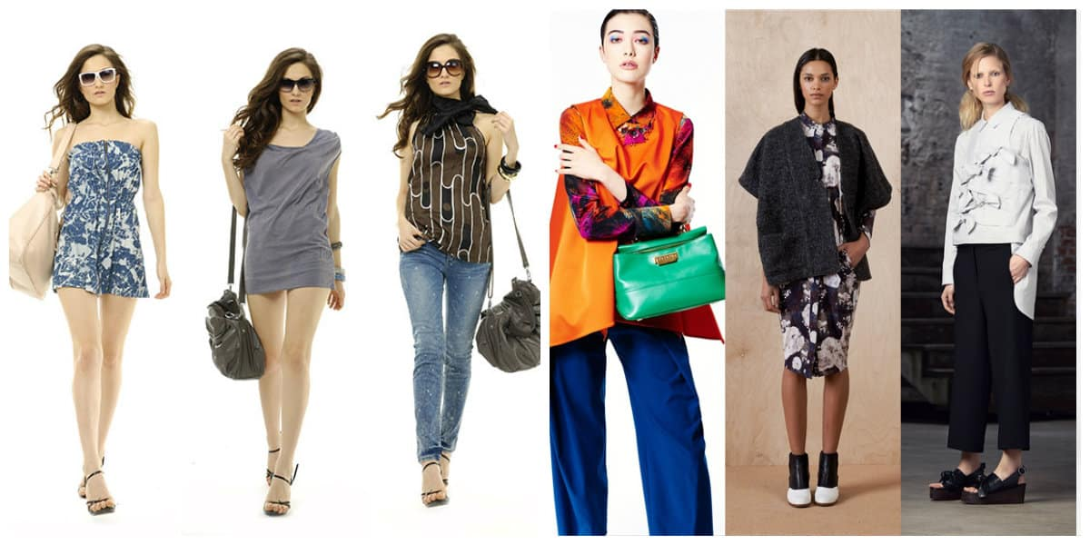 Tendencias de moda 2018- estilos nuevamente confirmados