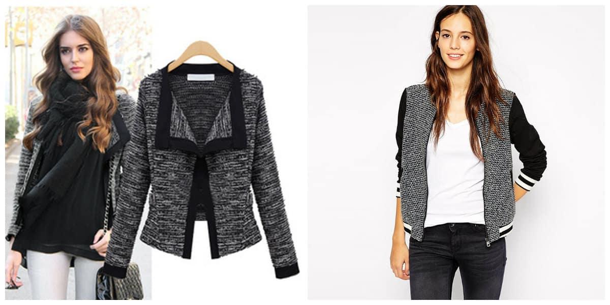 Tendencias de moda 2018- abrigos elegantes para chicas