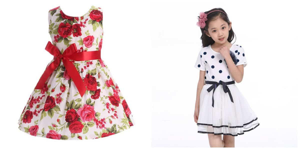 Vestidos Para Niñas 2020 Sugerencias Y Tendenicas Para Vestidos