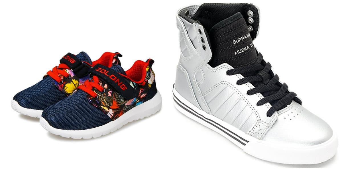Zapatos para niños 2020- tendencias principales de moda masculina