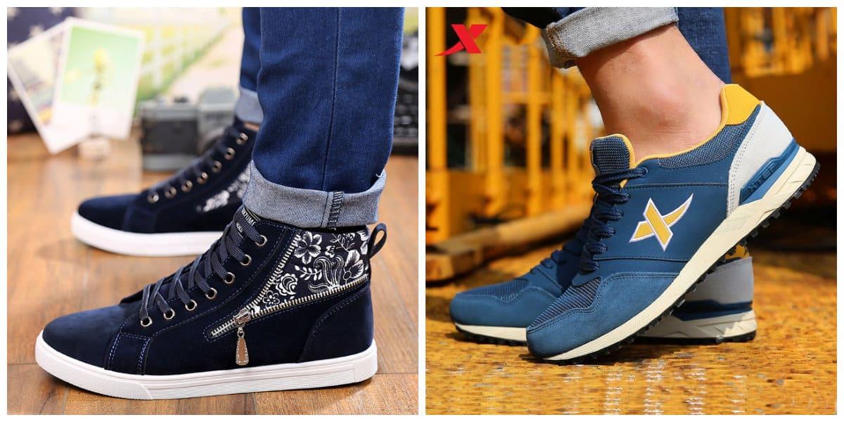 Zapatos para niños 2018- zapatillas de deporte de moda