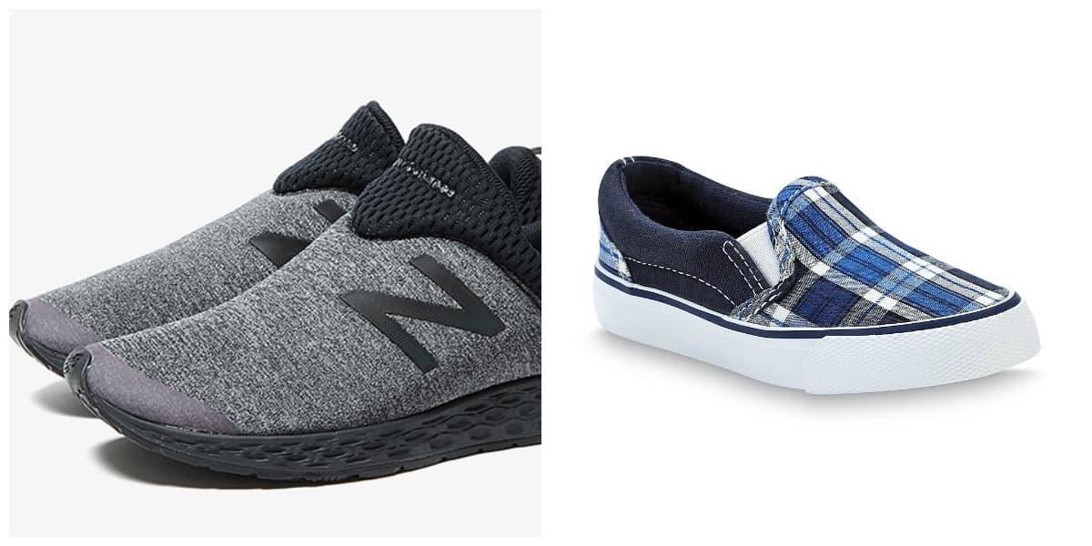 Zapatos para niños 2020- zapatillas sin cordones estan de moda