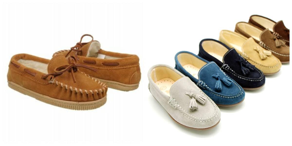 Zapatos para niños 2020- mocasinos ligeros y elegantes