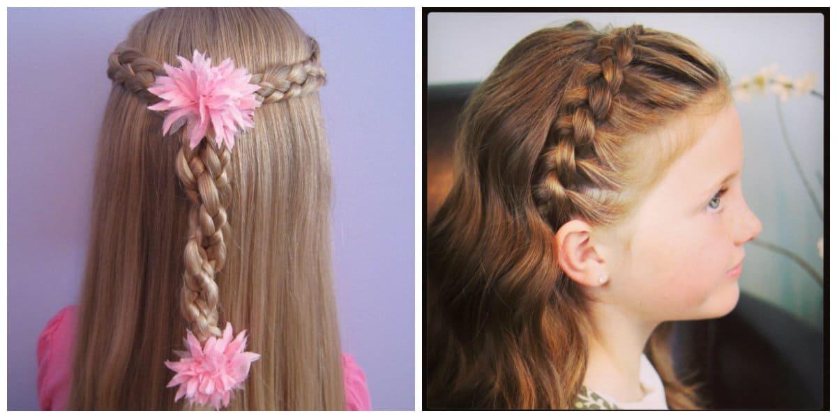 Peinados para niñas 2018- mejres ideas de peinado para sus hijas
