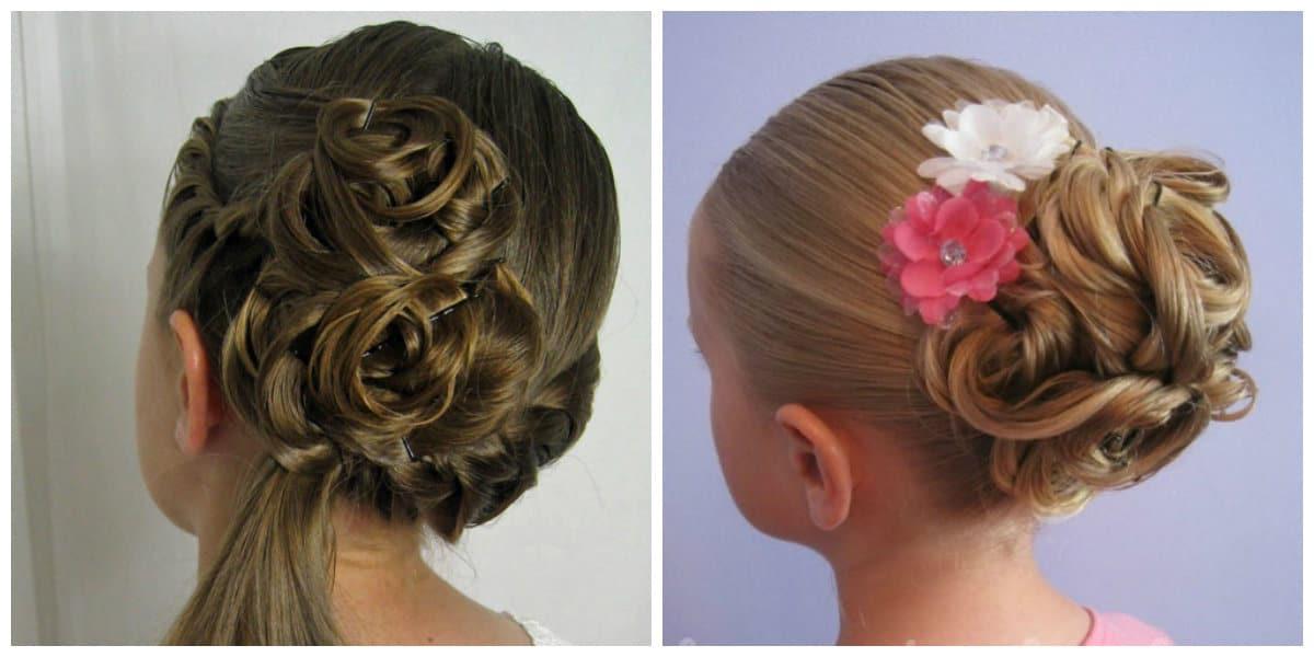 Peinados para niñas 2022- como hacer de tu hija una princesa