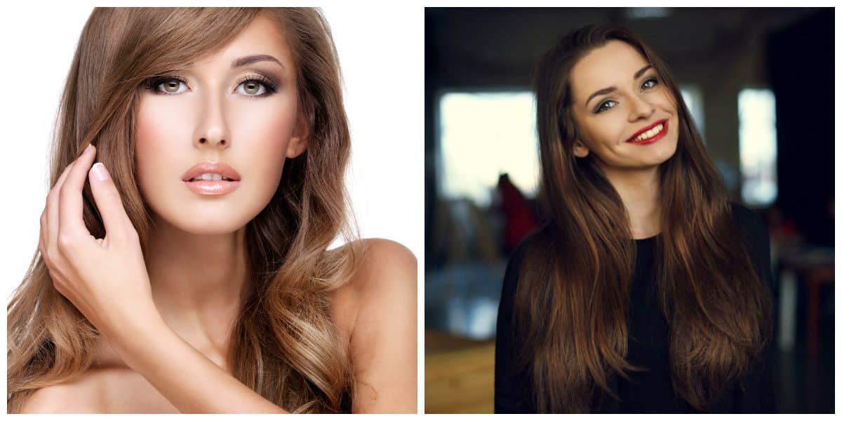 Aceite de bardana- diferentes peinados para las chicas y mujeres de moda