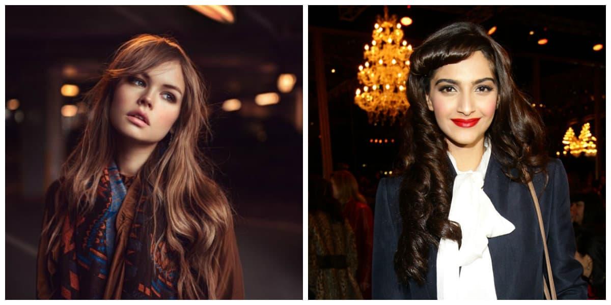 Aceite de bardana- tonalidades de pelo oscuro para las jovenes de moda
