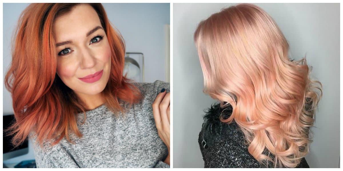 Arreglar el cabello- todas las tendencias principales en uso