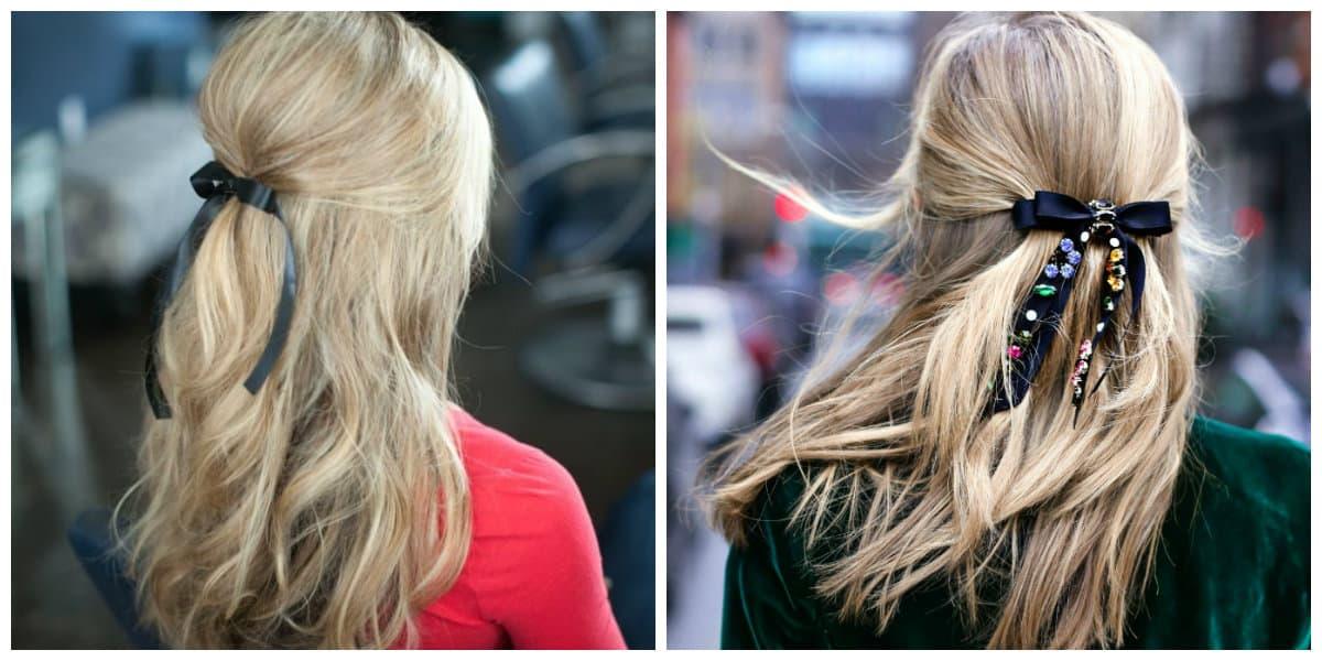 Cintas para el pelo- excelentes ideas entre tendencias de pelo