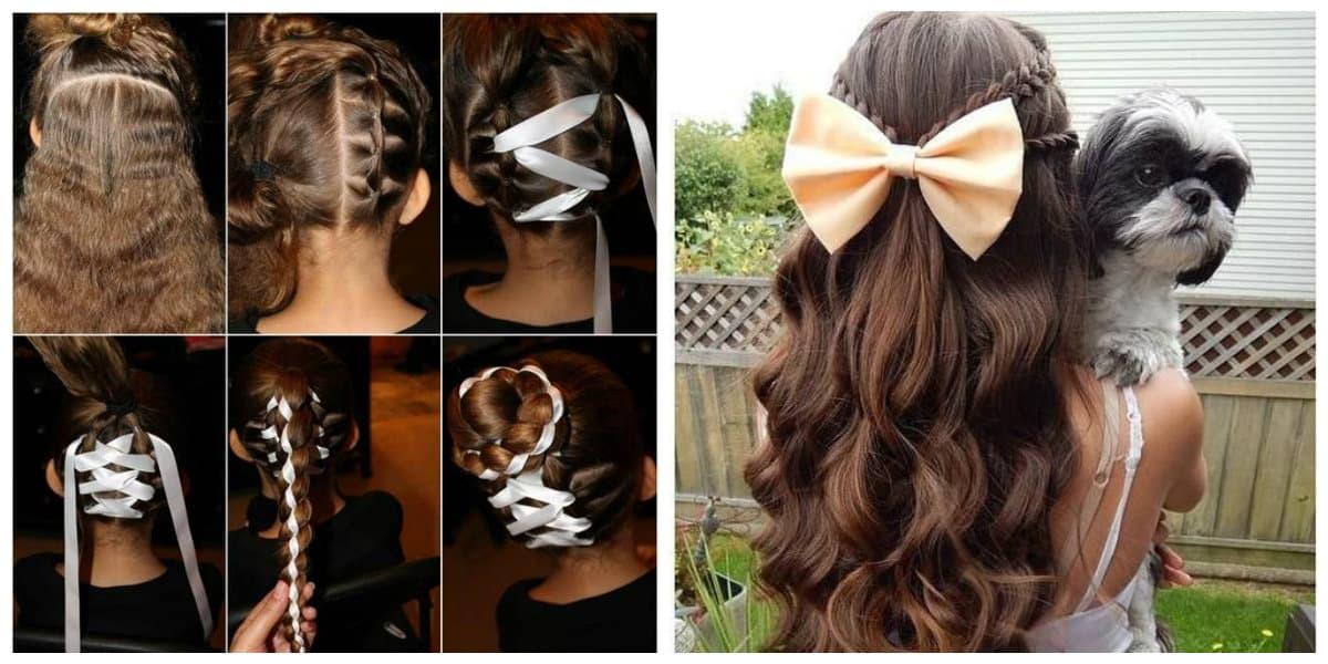 Cintas para el pelo- variedades