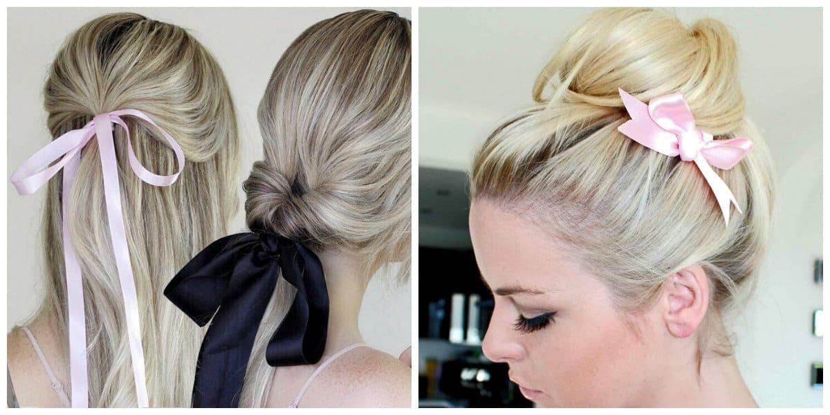 f95a42ff Cintas para el pelo: Peinados contemporáneos para las mujeres modernas