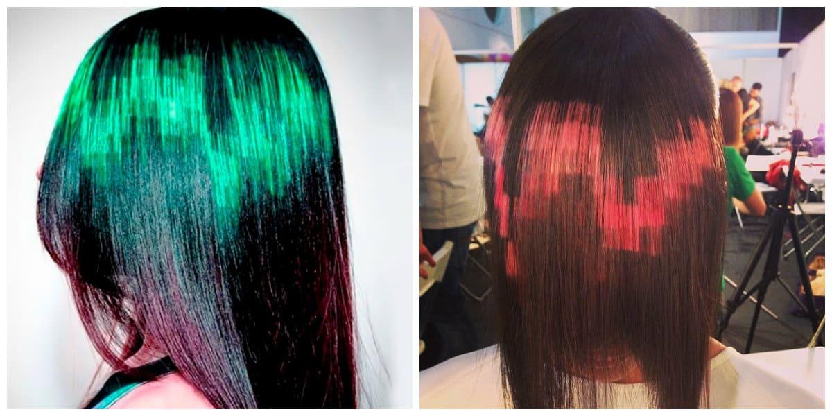Color de pelo 2018- representamos todas las tendencias principales