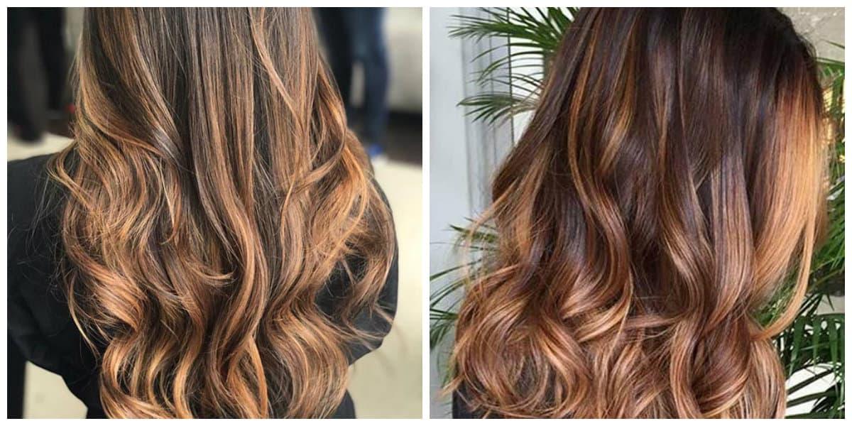 Color del cabello 2018- todas las tendencias principales