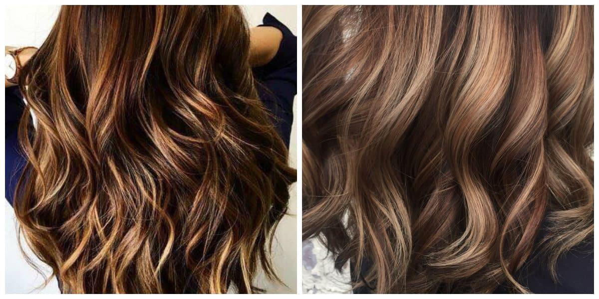 Color del cabello 2018- mejores ideas para la coloracion de pelo moderno