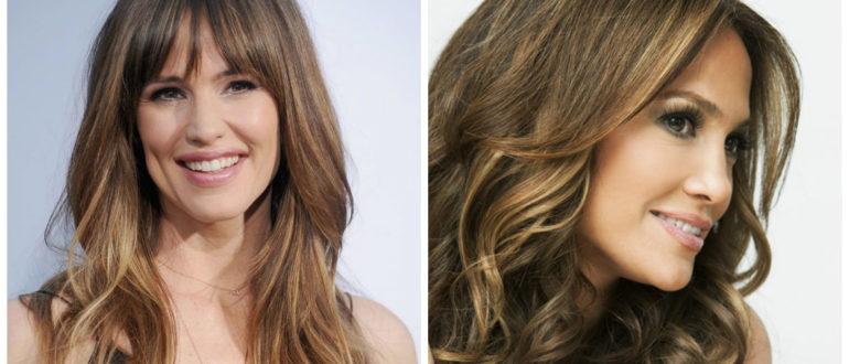 Corte de pelo cuadrado- variantes para pelos largos de moda