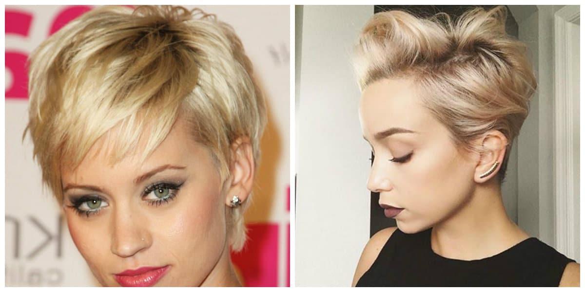 Corte de pelo pixie- todas las tendencias principales en uso