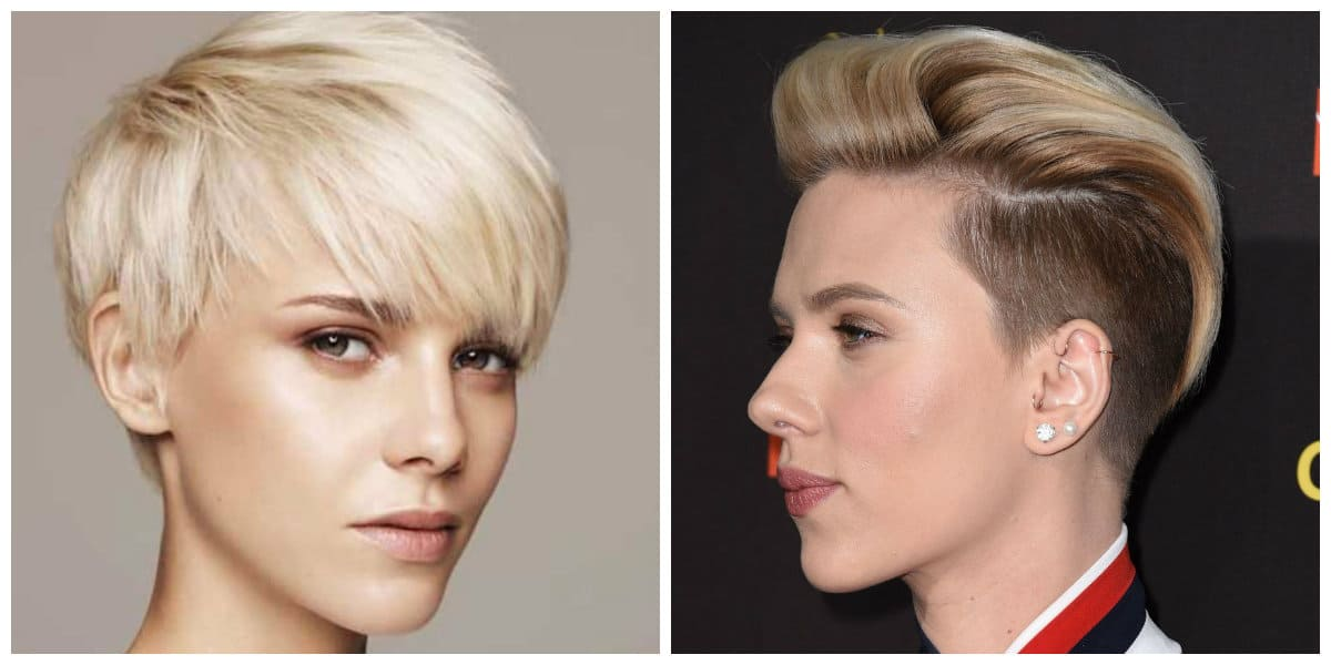 Corte de pelo pixie- ideas interesantes que estan en tendencia