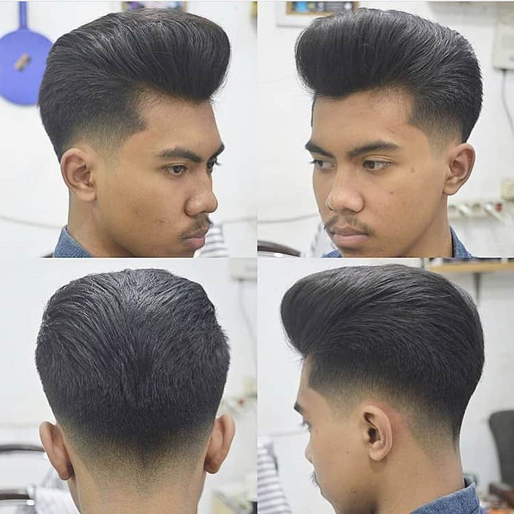 Corte-de-pelo-pompadour-Cortes-de-pelo-para-hombre-moderno