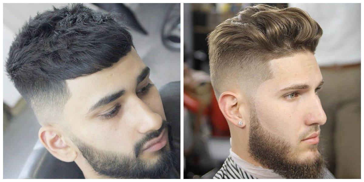 Cortes de pelo para hombres 2020- belleza de hombre mediante cortes