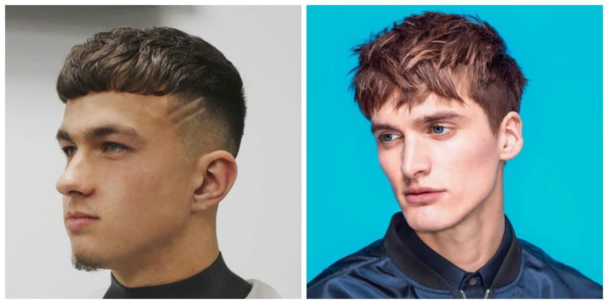 Cortes de pelo para hombres 2020- para todos colores de pelo