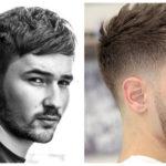 Cortes de pelo para hombres 2018- combinables con la barba masculina