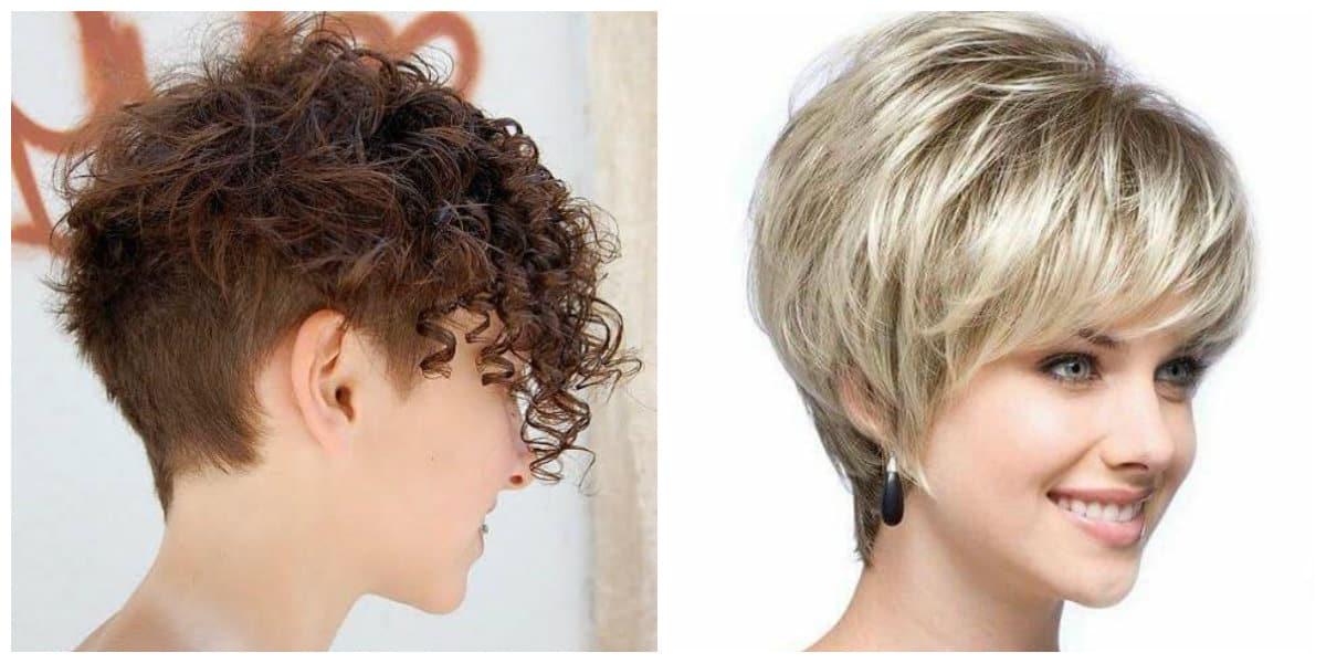 Peinados de pelo corto- creatividad en la creacion de nuevo peinado