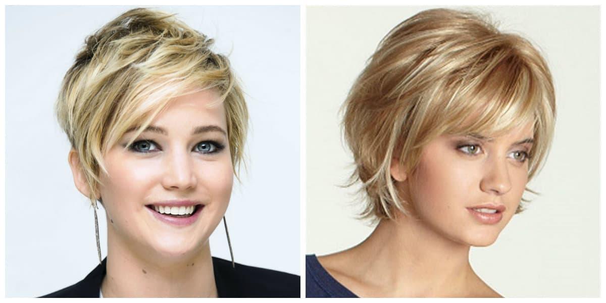 Peinados de pelo corto- preferidos tipos de peinado de las estrellas