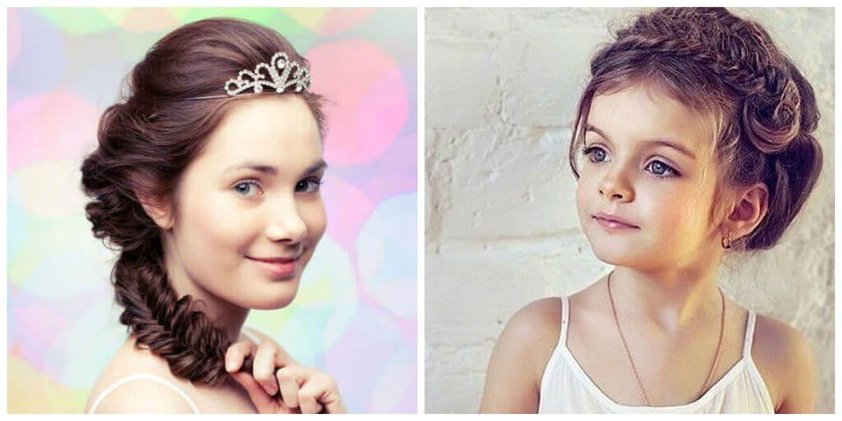 Peinados de princesas- todas las tendencias principales en uso