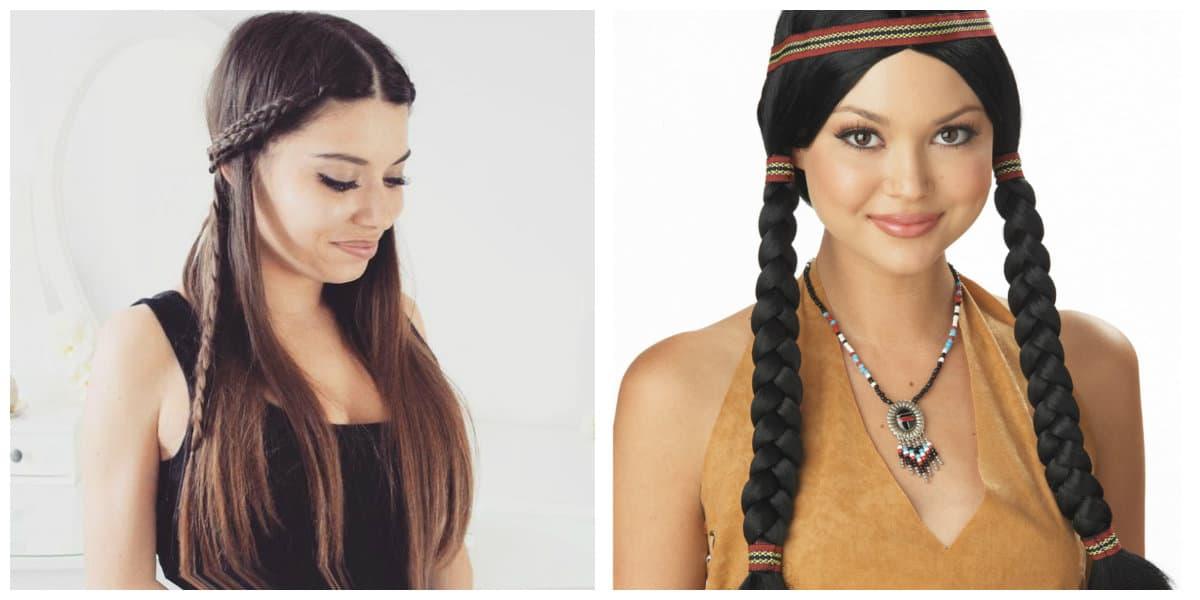 Peinados de princesas- estilo pinochetes para chicas modernas