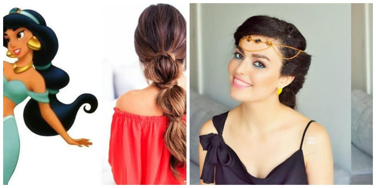Peinados de princesas- interesantes ideas para hacerse como una princesa