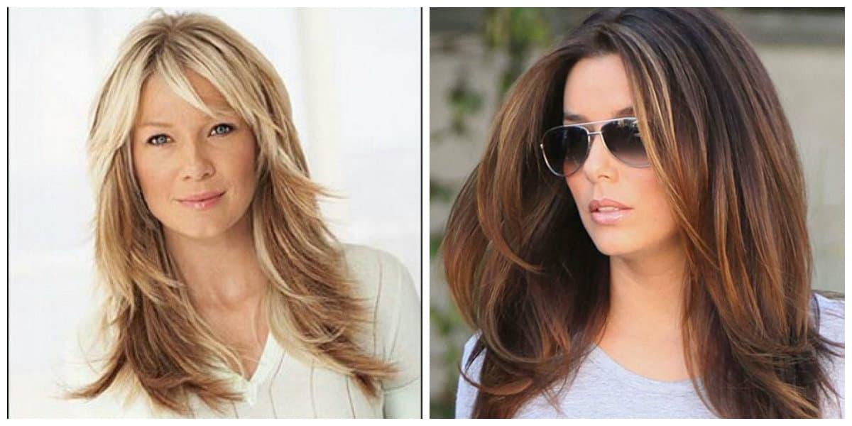 Peinados para cabello largo- tendencias principales en uso