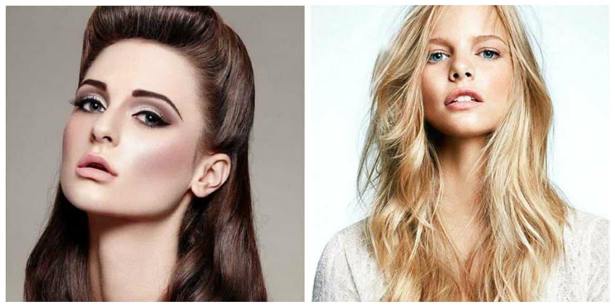 Peinados Para Cabello Largo Peinados De Moda Para Mujeres
