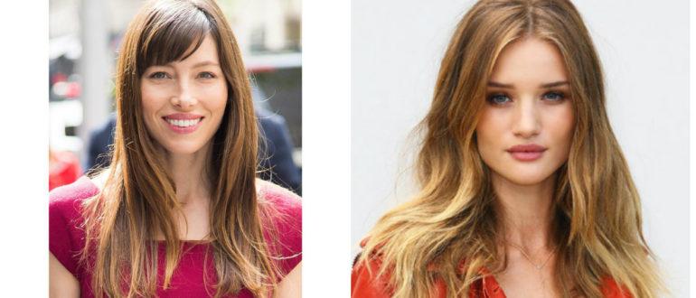 Peinados para cara ovalada- ideas para las mujeres de moda