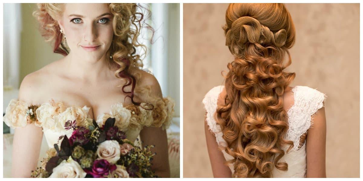 Peinados para novia 2020- ideas creativas de nuevos estilos de moda