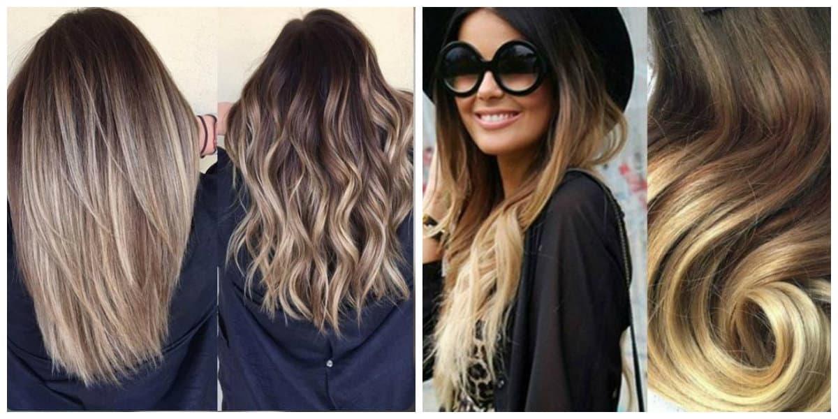 Pelo de dos colores- coloracion de peloo femenino en dos