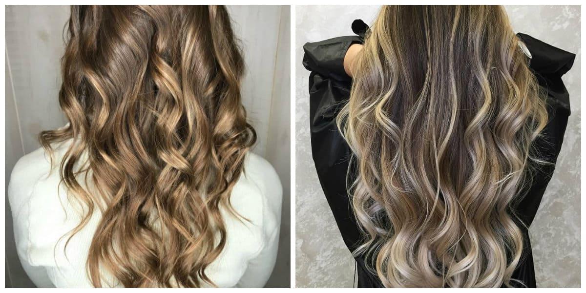 Pelo de dos colores- suaves tonalidades para las mujeres de media edad