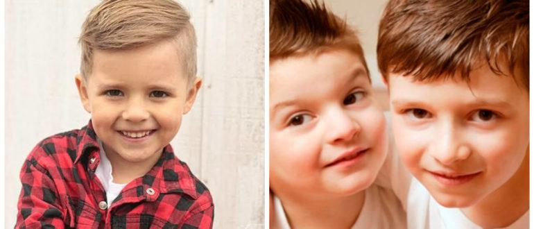 Pelo de erizo- como hacer que tu hijo este en tendencia con su peinado
