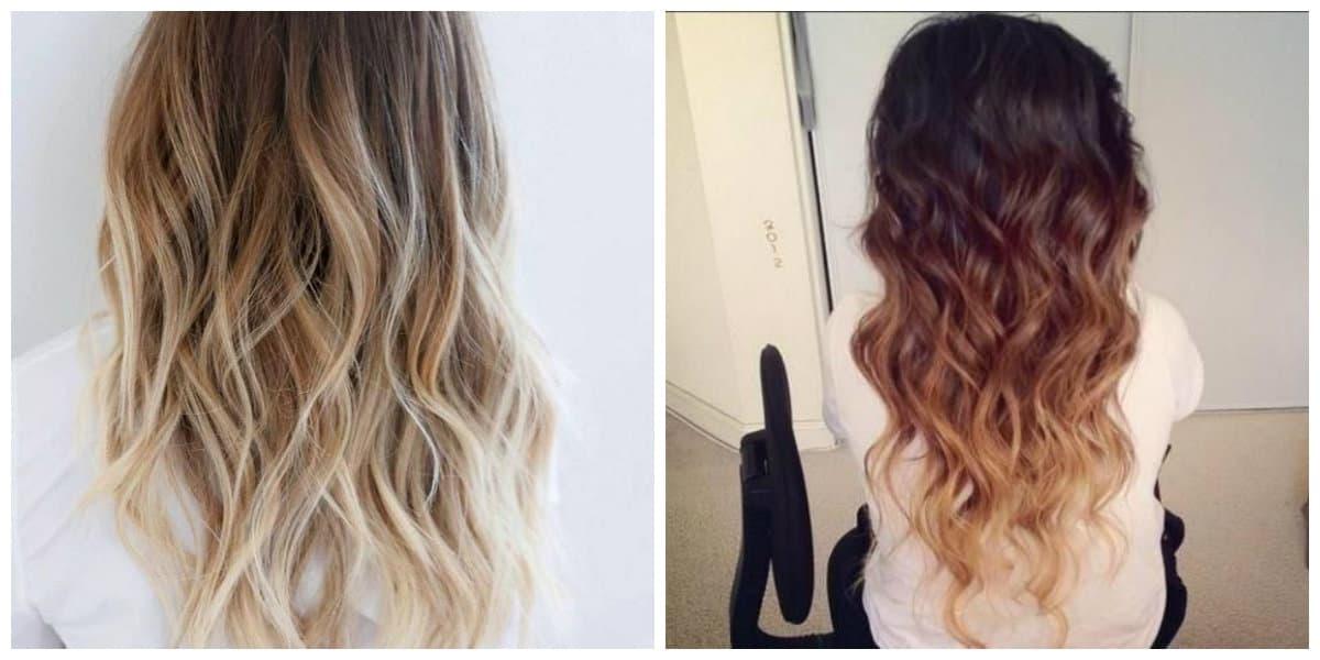Tendencias color cabello 2018- todas las ideas principales en uso