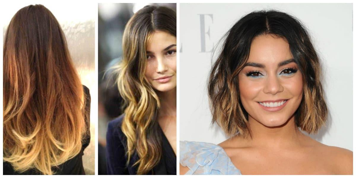 Tendencias color cabello 2018- tonalidades muy modernas para las chicas