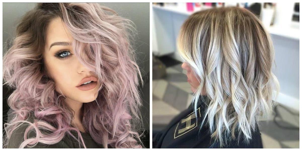 Tendencias de color cabello 2018- tonalidades del gris