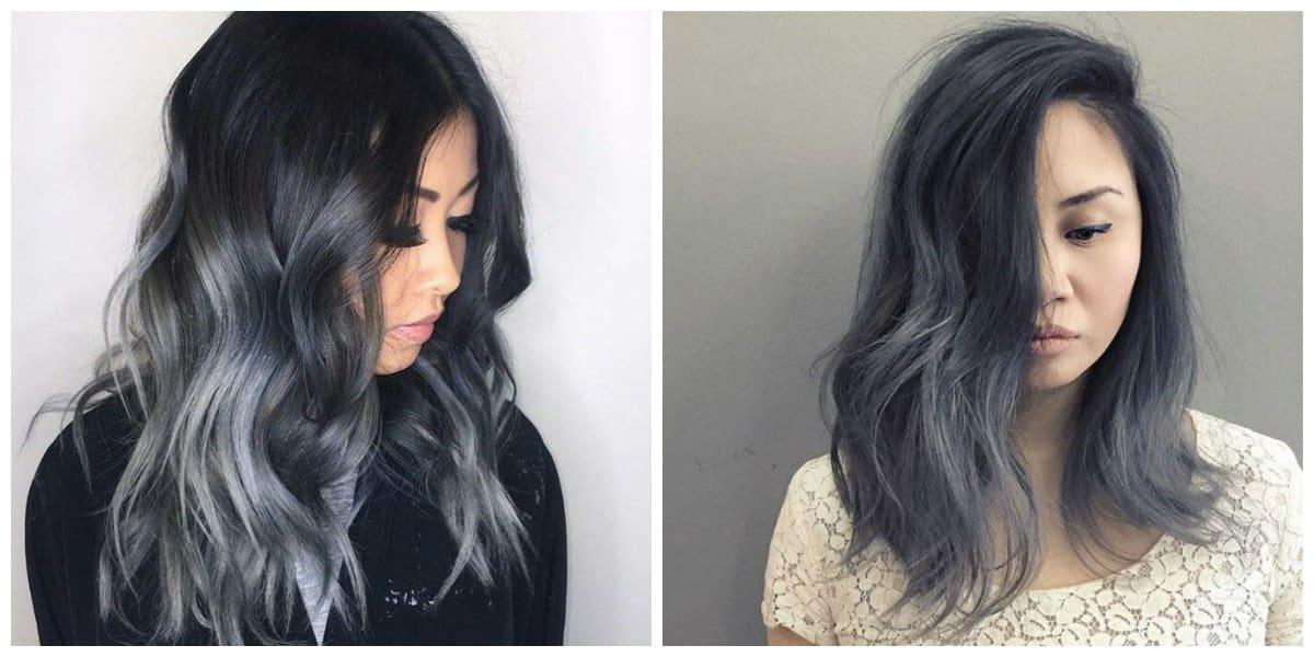 Tendencias de color cabello 2018 pelo de estilo abuelita for Tendencia de color de moda