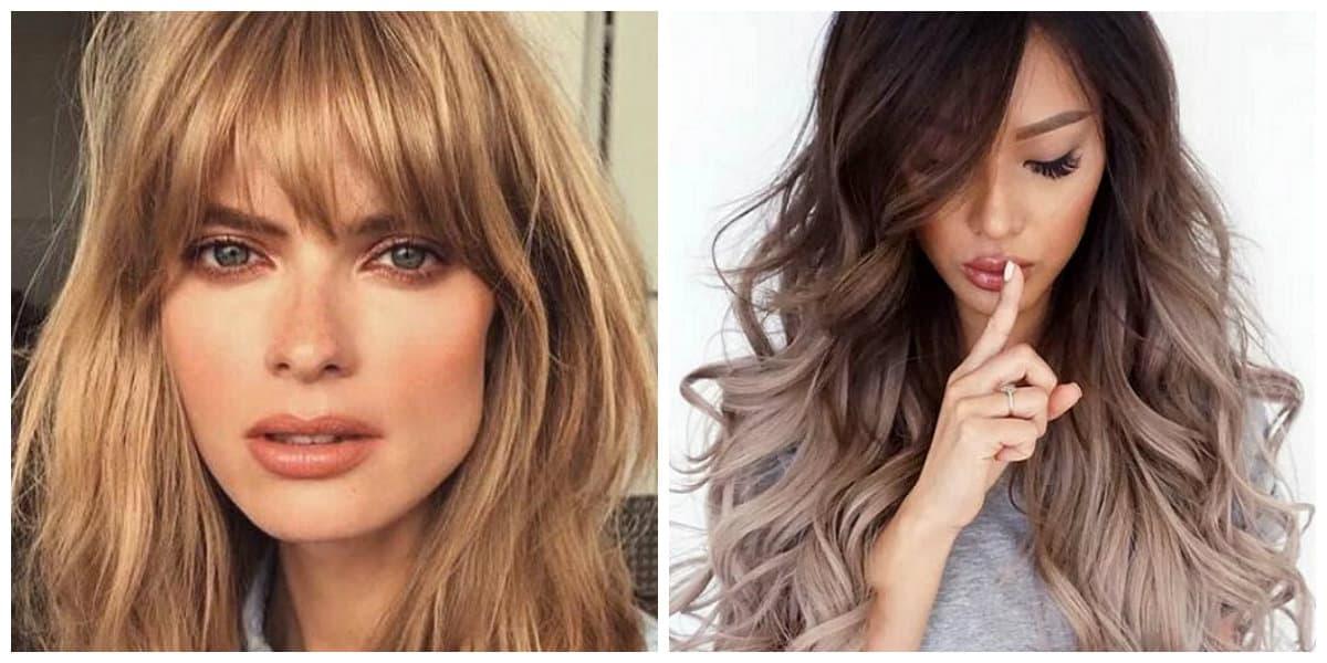Color de cabello 2020- color rubio de moda y pelo de abuelita
