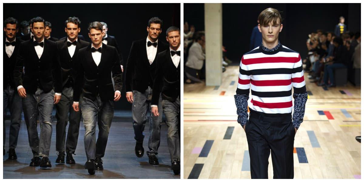 Cortes de cabello hombre 2020- peinados para los hombres amantes de moda